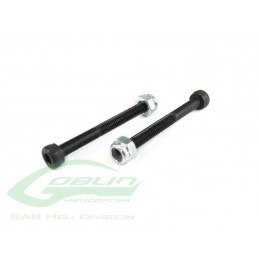 HC079-S - DIN 12.9 Socket Head Cap M3x6 (5pcs) - Goblin 500/570/630/700/770