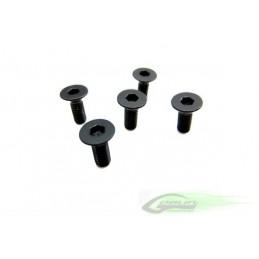 HC134-S - DIN 12.9 Shouldered Socket Head Cap M4x24(5pcs) - Goblin 500/570/630/7