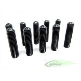HC158-S - DIN 12.9 Cup Point Set Screws M5x20 - Goblin 630/700/770/770 (5pcs)