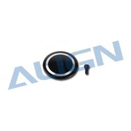 H60005AAT - FREIN ROTOR ALU NOIR - T-REX 550 E