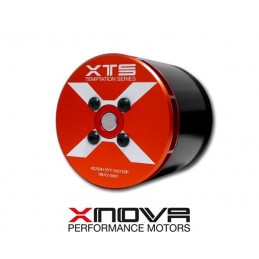 MOTEUR X-NOVA XTS 4525/5+5YY-560KV 10P Shaft C