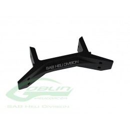 H0698-S - Alumium Rear Landing Gear Support - Goblin Black Thunder