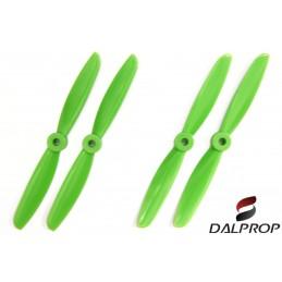 5045-G - Hélices J5045 V2 (2cw+2ccw) Dalprop VERT