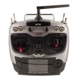 RADAT9-M2 - RADIO AT9 MODE 2 + RECEPTEUR R9D RADIOLINK