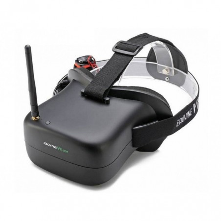 VR007 - CASQUE VR-007 FPV RACING (manque batterie)