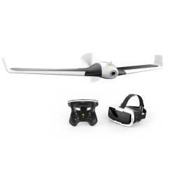 DISCOPACK - AILE PARROT DISCO FPV + SKYCONTROLLER 2 + LUNETTES FPV - PF750001