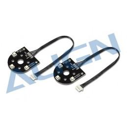 M425010XXT - LED DE SUPPORT MOTEUR 1806 MR25 ALIGN