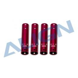 M425003XRT - BRAS MOTEUR ROUGE MR25 - ALIGN