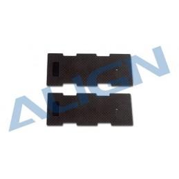 H55B012X-Support de batterie T-rex 550L Dominator - Align