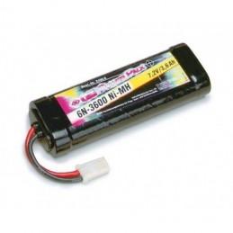 NIMH6N-3600 - NiMH 6N-3600 GM Power Pack 36006N-3600 7,2V G2  (2490.6)