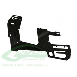 Carbon Fiber Main Frame (1pc) - Goblin 500
