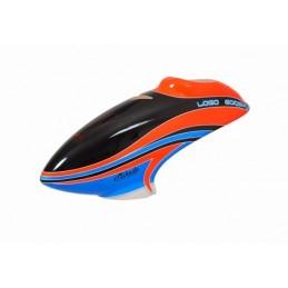 04930 - CANOPY MIKADO Neon Red Blue - LOGO 600 SX - V2