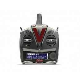 04970 - MIKADO VBar Control Radio with VBar NEO, black