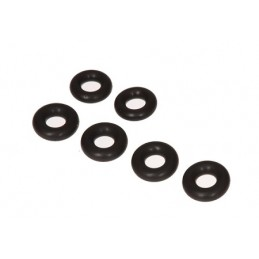 04617 - O-ring damper set hard (8 pcs) - LOGO 600 SE/SX, 690 SX