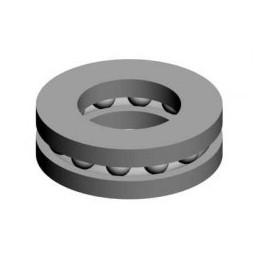 00840 - Thrust bearing 8x16x5 (2 pcs) - LOGO 600 SE/SX