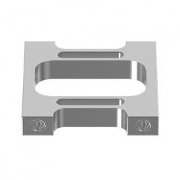 04236 - Plaque de moteur en métal (1 pc) - LOGO 550/600 SE/SX