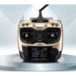 RADAT9S-M1 - RADIO AT9S MODE 1 + RECEPTEUR R9D RADIOLINK