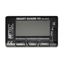 TESTBAT - Testeur de batterie - Smart Guard - Akku Check Pro - MT2763