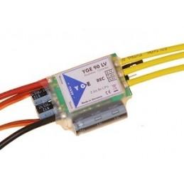 YGE90LV CONDO - CONTROLEUR Brushless YGE 90LV V3 avec condensateur