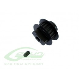H0782-19-S - Tail Pulley 19T - Goblin Fireball / Mini Comet