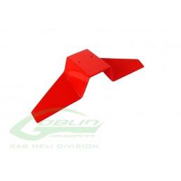 H0883-S - Standard Landing Gear Red - Goblin Comet