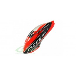 H0933-S - CANOPY SAB RED/BLACK - GOBLIN FIREBALL
