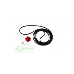 H0782-18-S - TAIL PULLEY 18T - GOBLIN FIREBALL / MINI COMET