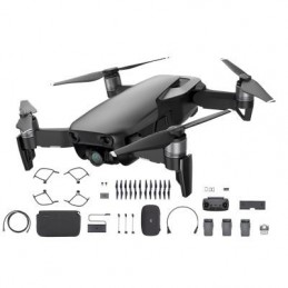 DJI MAVIC AIR NOIR ONYX COMBO FLY MORE