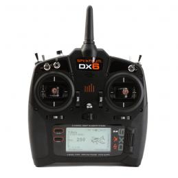 DX6 V2 (G3) MODE 2 - RÉCEPTEUR AR6600T - SPM6755EU