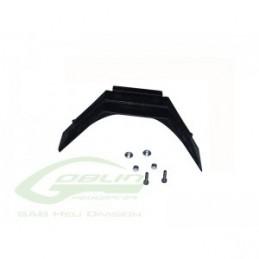 Plastic Landing Gear Support (1pc) - Goblin 500/570