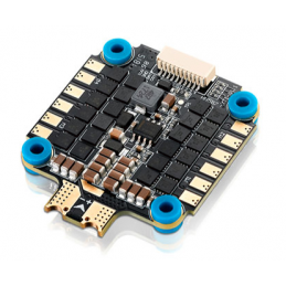 HEESC45A4/1 - XRotor Micro 45A 4 en 1, 3-6S 10v & 5v BEC ESC BL32 DSHOT1200 - HOBBYWING