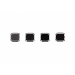 4 FILTRES DJI (ND4/8/16/32) - MAVIC 2 PRO