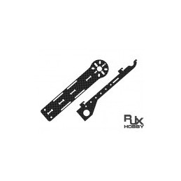 RJX KIT BRAS AVANT DRONE (2PCS)