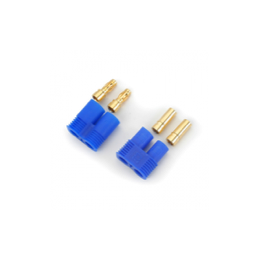EC3 Device & Battery Connector, Male/Female x 1 paire