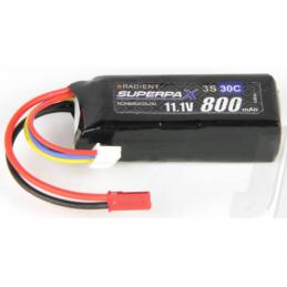 LIPO3S800MA30C - LIPO 3S...