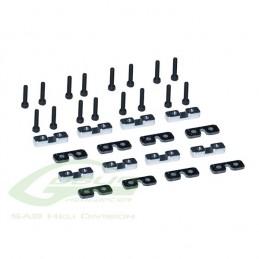 Aluminum Servo Block - Goblin 570