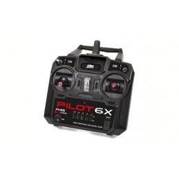RADIO T2M PILOT 6X 2.4 GHz...
