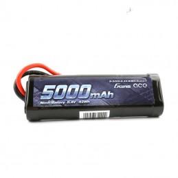 B-5000-8.4V-NIMH-HUMP-T -...