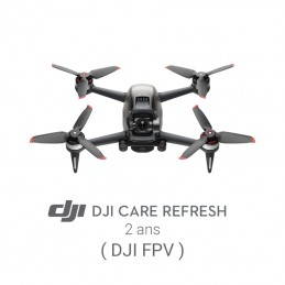 DJI CARE REFRESH - DJI FPV COMBO - 2 ANS