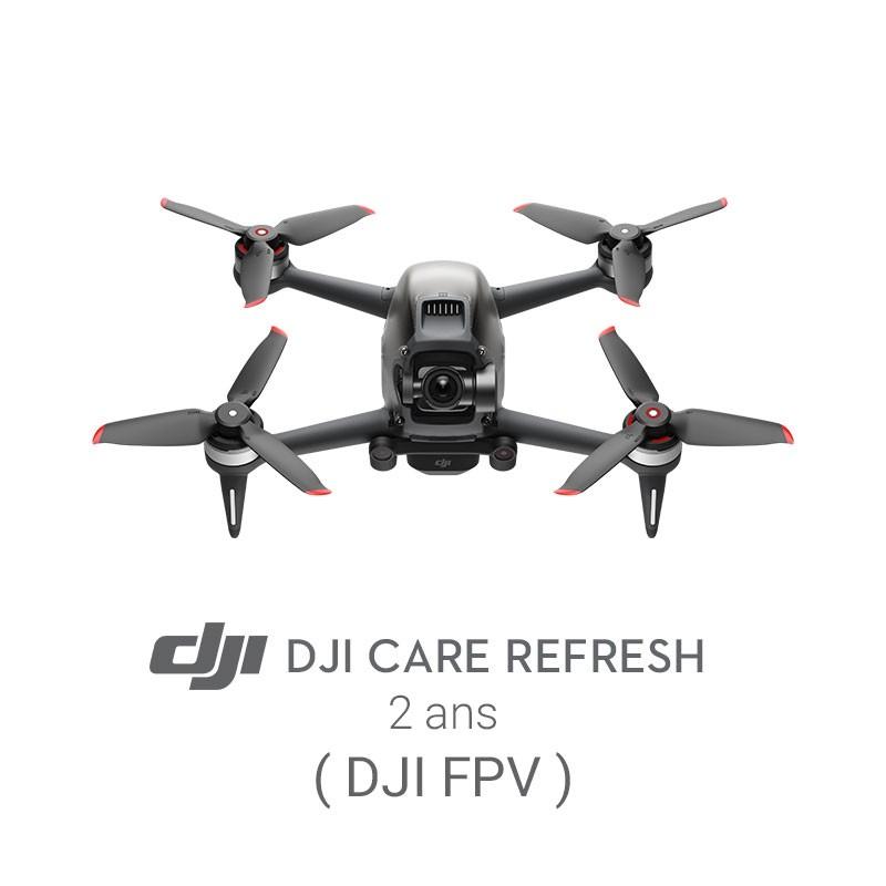 DJI CARE REFRESH - DJI FPV COMBO - 2 ANS