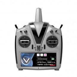 05275 - RADIO VBar Control Touch, arctic silver