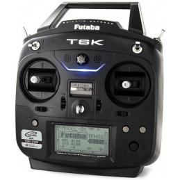 T6K V3 RADIOCOMMANDE 2.4 GHZ FUTABA T6K + R3008SB - Mode 2