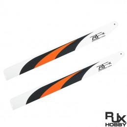 R380O - RJX RAZOR Orange...