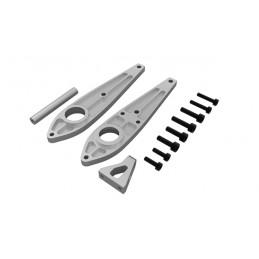 05349 - Sideframe plaques de rotor de queue - LOGO 800
