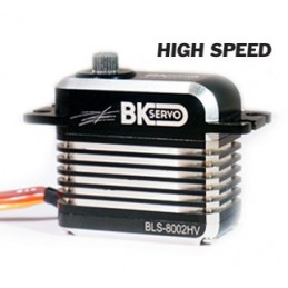 BK Cyclic High Speed Brushless Servo BLS-8002HV