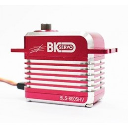 BK Tail High Speed Brushless Servo BLS-8005HV