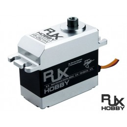 RJX HV Micro Servo(12WX23LX27.3H)