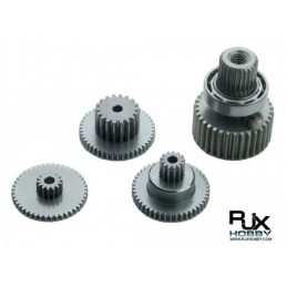 RJX Mini Servo gear sets for FS0391HV &FS0391THV&FS0390THV